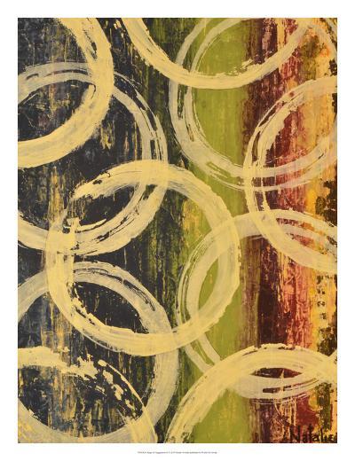 Rings of Engagement II-Natalie Avondet-Art Print