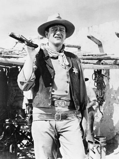Rio Bravo, 1959--Photographic Print