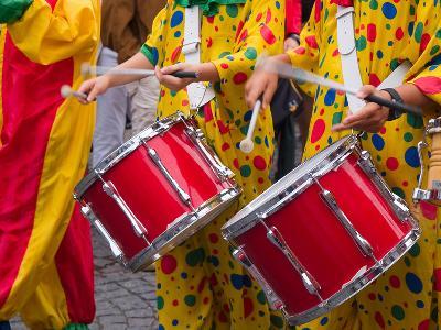 Rio Brazil Samba Carnival Music-Rony Zmiri-Photographic Print