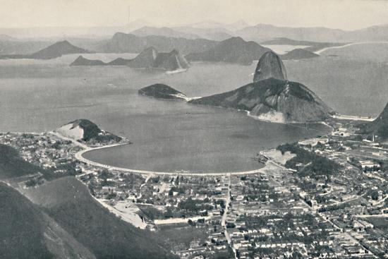 'Rio De Janeiro', 1916-Unknown-Photographic Print