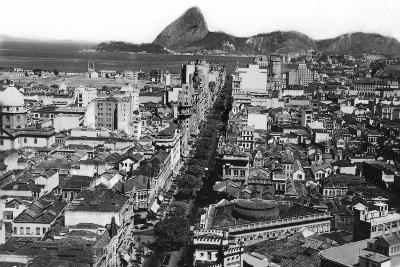 Rio De Janeiro, Brazil, Early 20th Century--Giclee Print
