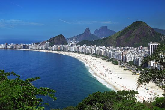 Rio De Janeiro, Brazil-luiz rocha-Photographic Print