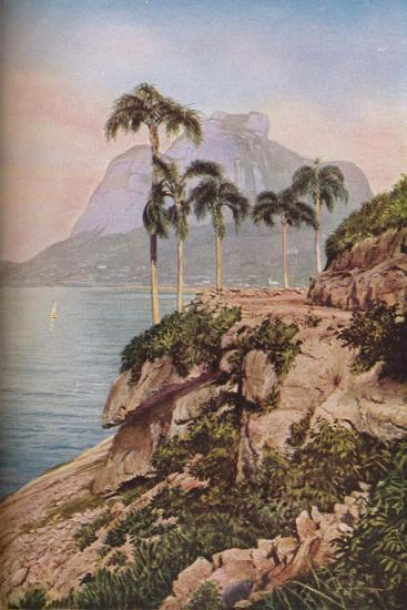 'Rio de Janeiro', c1930s-WS Barclay-Giclee Print