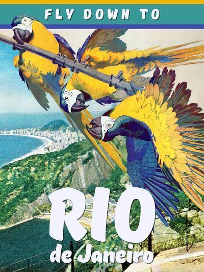 Rio de Janeiro--Giclee Print