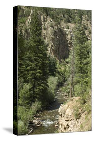 Rio Del Pueblo in the Sangre De Cristo Mountains, New Mexico
