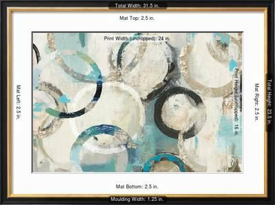 Trademark Fine Art 24 In X 24 In Pacific Ocean By Rio Printed Canvas Wall Art