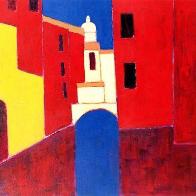 Rio in Cannaregio, Venice, 1999-Eithne Donne-Giclee Print