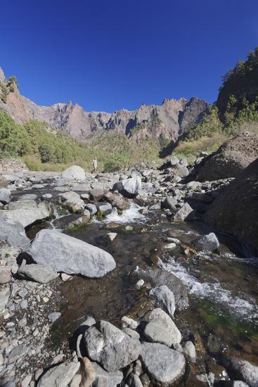 Rio Taburiente River, Parque Nacional De La Caldera De Taburiente, Canary Islands-Markus Lange-Photographic Print
