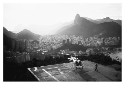 Rio-Marco Virgone-Giclee Print