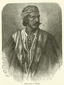 Rionga, King of Unyoro