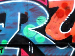 Graffiti No. 3 by Rip Smith