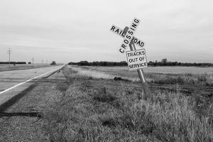 Road Side Sign by Rip Smith