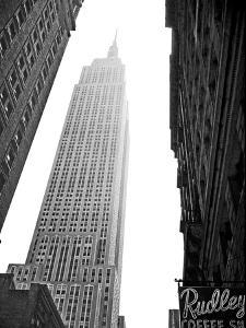 The Empire State Building by Rip Smith