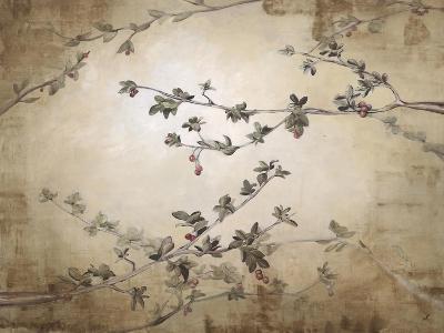 Ripe Cherry Tree-Kari Taylor-Giclee Print