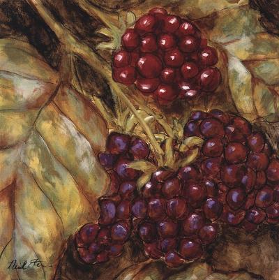 Ripening Berries-Nicole Etienne-Art Print