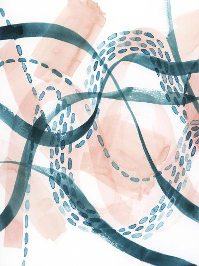 Ripple Flux I-Grace Popp-Art Print