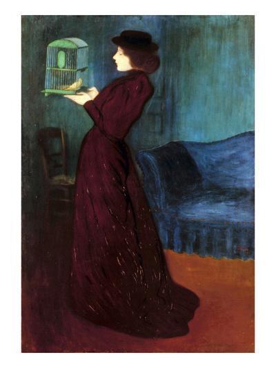 Ripple-Ronai: Woman, 1892-Jozsef Rippl-Ronai-Giclee Print
