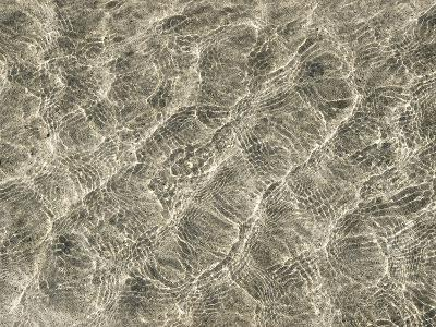 Ripples In Shallow Water-Adrian Bicker-Photographic Print