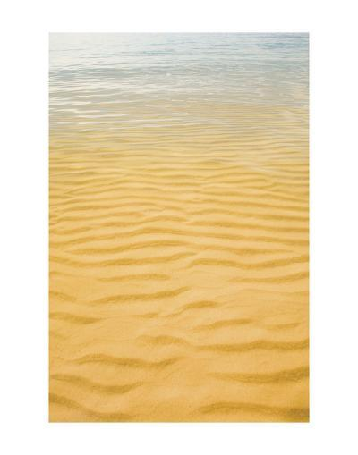 Ripples in the Sand-Michael Hudson-Art Print