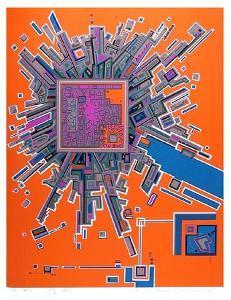 City 361 by Risaburo Kimura
