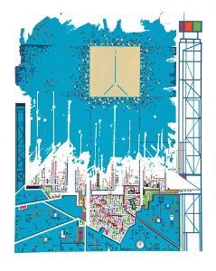 City 362 by Risaburo Kimura