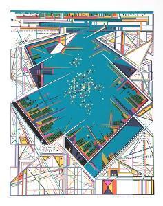 City 363 by Risaburo Kimura