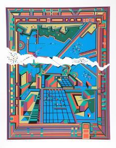 City 364 by Risaburo Kimura