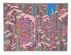 City 366 by Risaburo Kimura