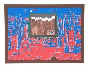 City 367 by Risaburo Kimura