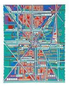 City 368 by Risaburo Kimura
