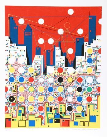 City 369 by Risaburo Kimura