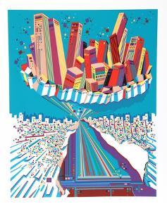 City 379 by Risaburo Kimura
