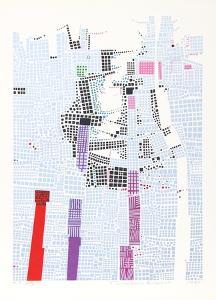 City 85 by Risaburo Kimura