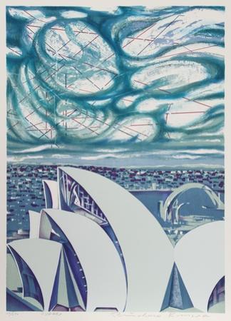 Sydney by Risaburo Kimura