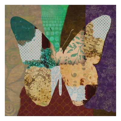 Rise Above Butterfly-Taylor Greene-Art Print