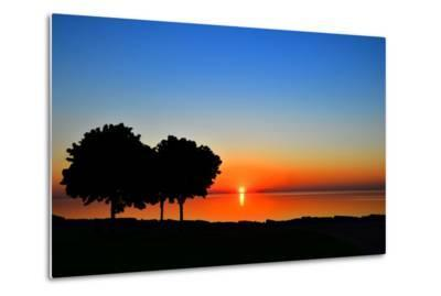Rise and Shine-Chuck Burdick-Metal Print