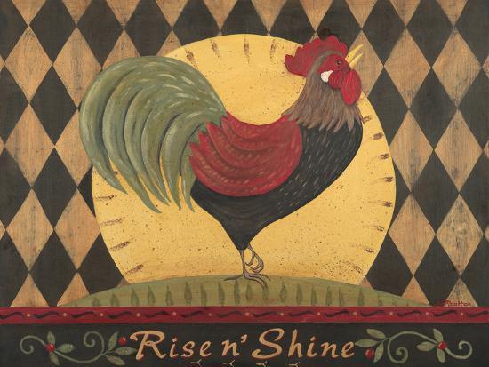 Rise N' Shine-Jo Moulton-Art Print