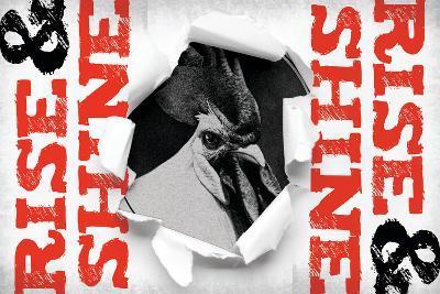 Rise & Shine 1--Giclee Print