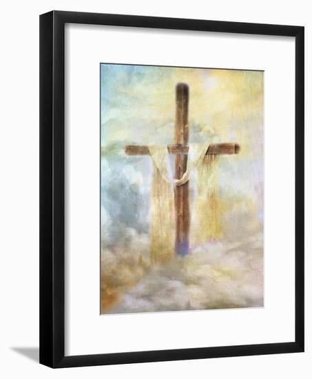 Risen-Jai Johnson-Framed Giclee Print