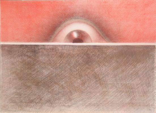 Rising Eye-Rodolfo Abularach-Limited Edition