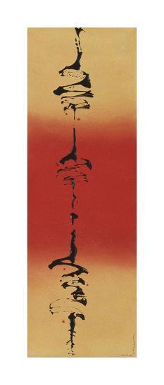 Rising Sun II-Mia Cameron-Giclee Print