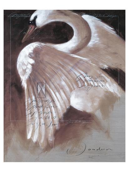 Rising to the Challenge-Joadoor-Art Print