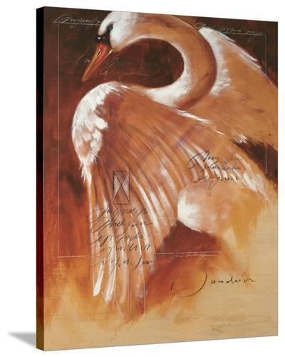 Rising to the Challenge-Joadoor-Stretched Canvas Print