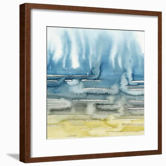 Rising Vapors I-Grace Popp-Framed Art Print
