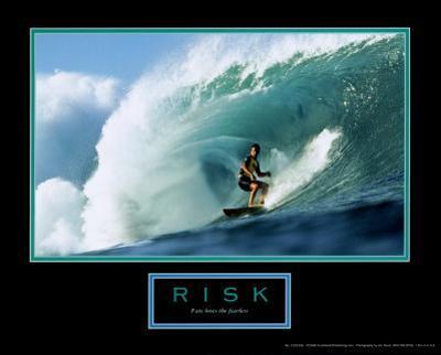 Risk: Surfer