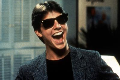 Risky Business, Tom Cruise, 1983--Photo