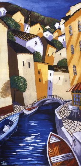 Ristorante-Miguel Freitas-Art Print