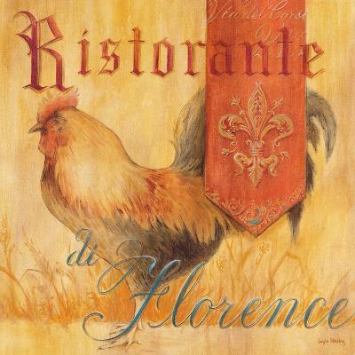 Ristorante-Angela Staehling-Art Print