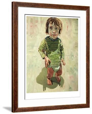 Rita #2-Thomas MacGregor-Framed Giclee Print