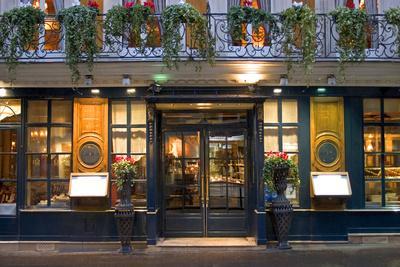 Paris Cafe I